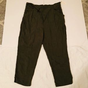 By Anthropologie women's sz XL trousers pants NEW